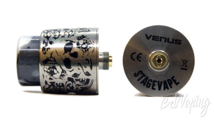Stagevape VENUS RDA - коннектор