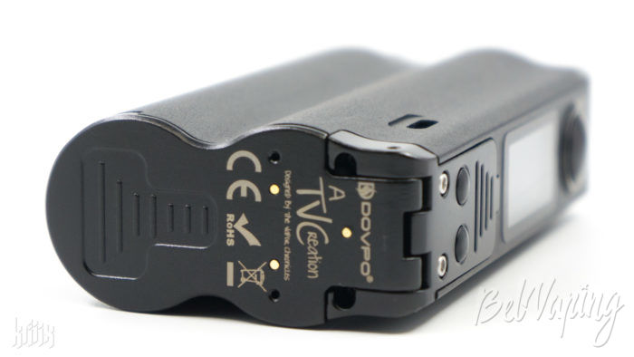 Battery Cover Topside Squonk Mod