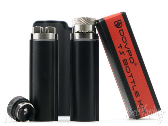 Комплектный и запасной флакон TS Bottle Kit