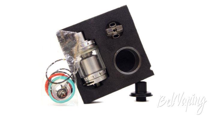 UD GOBLIN MINI V3 RTA - комплект поставки