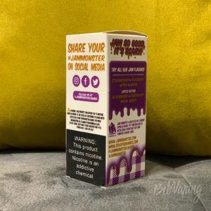 Упаковка жидкости Jam Monster PB & Jam Grape