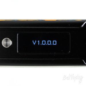 Версия прошивки VOOPOO Drag 2 Kit