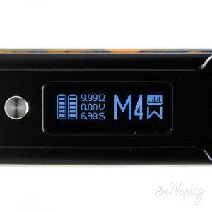 """Режим пресетов """"M"""" для VW VOOPOO Drag 2 Kit"""