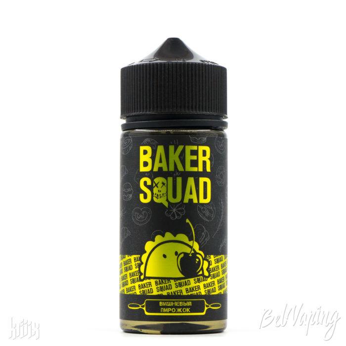 Жидкость Baker Squad - Вишневый пирожок