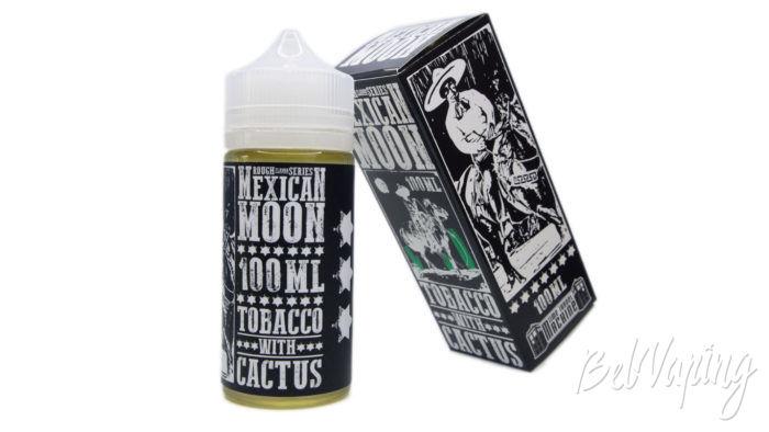 Жидкость TIME TRAVEL MACHINE - Rough flavor series MEXICAN MOON