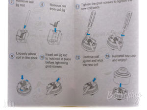 Инструкция dotRDA Single Coil