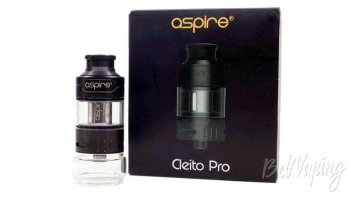 Обзор Aspire CLETIO PRO tank