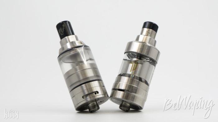 BY-KA V8 от Vape Systems и Kayfun Prime от SvoeMesto