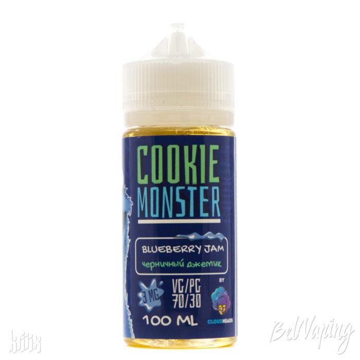 Жидкость Cookie Monster Blueberry Jam