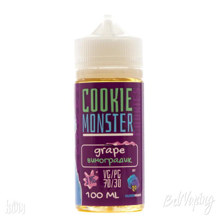 Жидкость Cookie Monster Grape