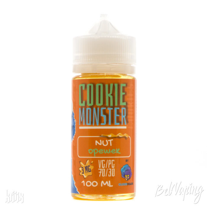 Жидкость Cookie Monster Nut