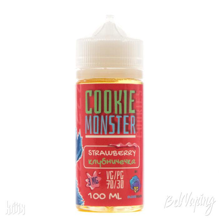Жидкость Cookie Monster Strawberry