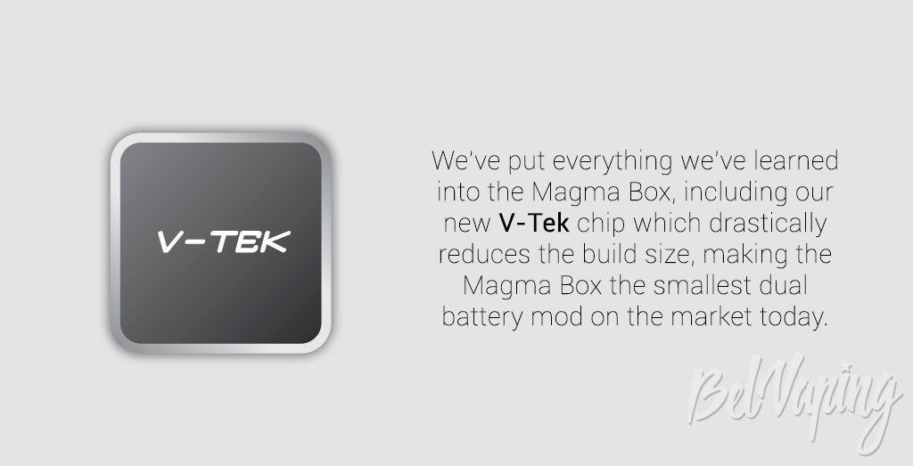 Плата FamoVape Magma Box Mod