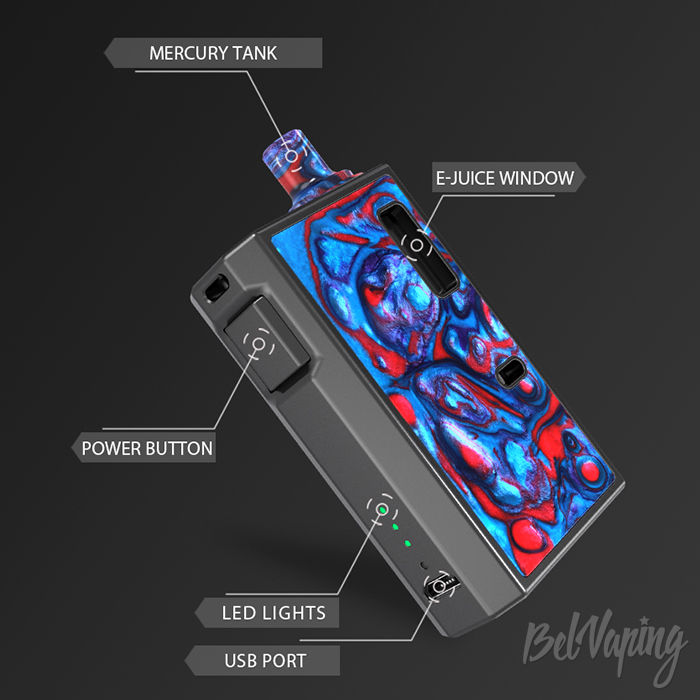 Конструктив IJOY Mercury Kit
