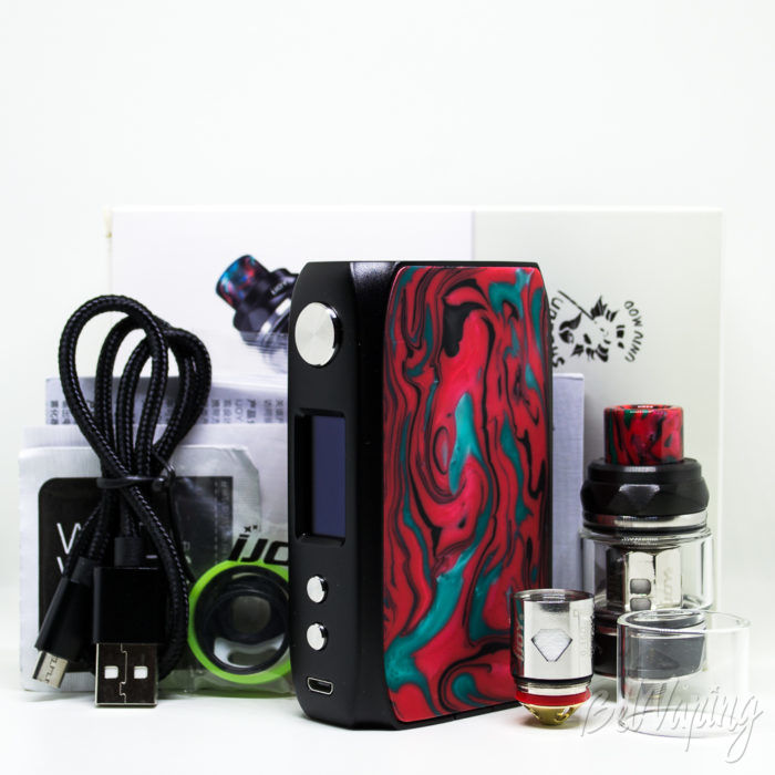 Комплектация IJOY Shogun Univ Kit