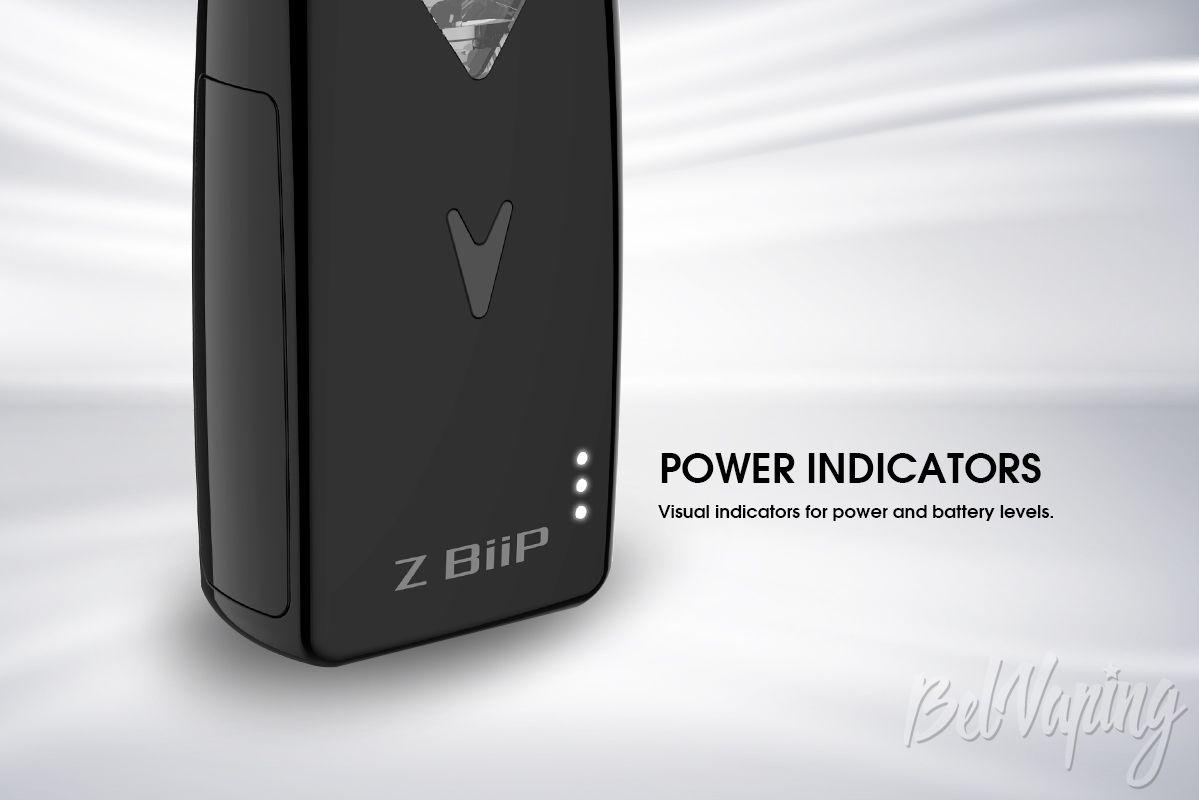 Уровень заряда аккумулятора Innokin Platform Z-Biip Kit
