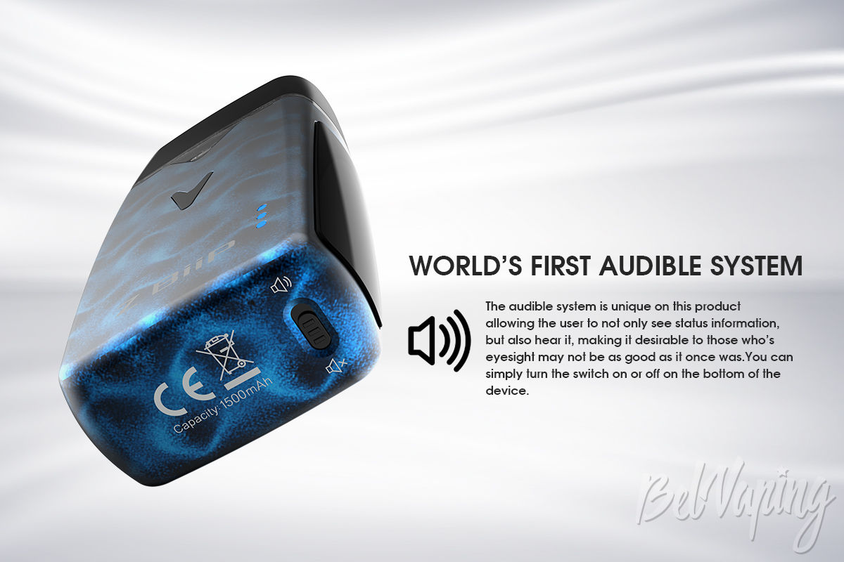 Звуковая индикация Innokin Platform Z-Biip Kit