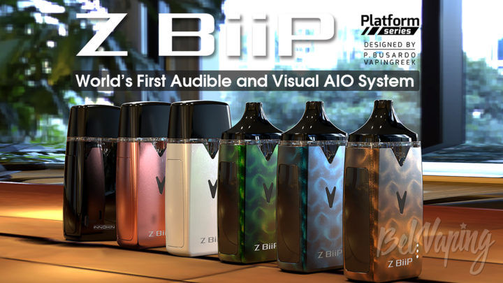 Innokin Platform Z-Biip Kit. Первый взгляд