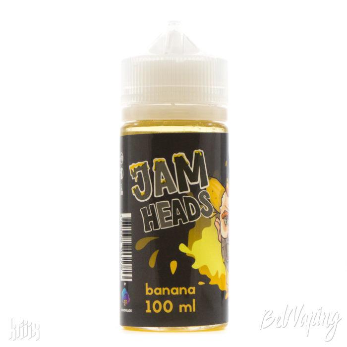 Жидкость JAM HEADS BANANA