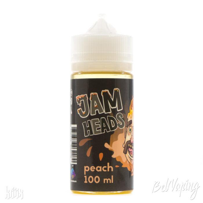 Жидкость JAM HEADS PEACH