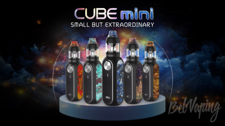 OBS Cube Mini Kit. Первый взгляд
