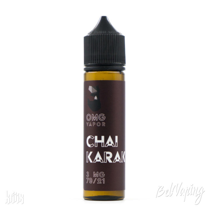 Жидкость OMG VAPOR - Chai Karak