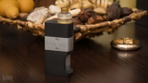 Обзор Mellody Squonk от Loud Cloud Mods