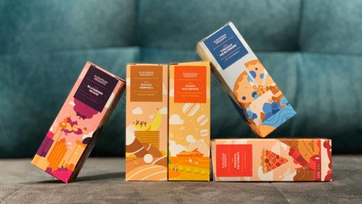 Обзор жидкости European Desserts
