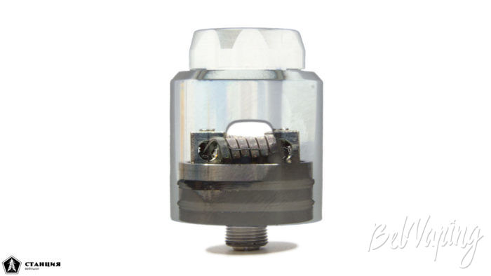Single Star LOST SPACE RDA - реализация обдува