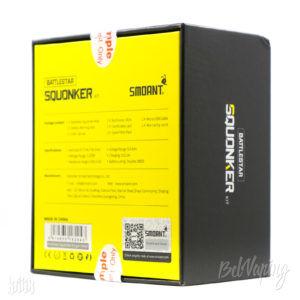 Упаковка Smoant Battlestar Squonker Kit