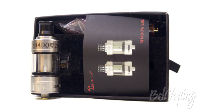 Teslacis SHADOW 2ml tank
