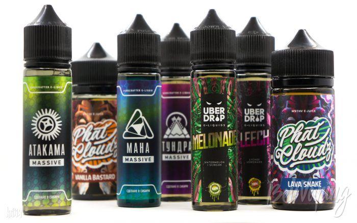 Новые жидкости BlackBox Liquids