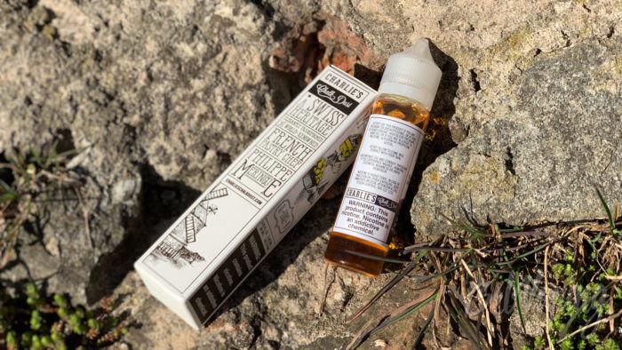Жидкость Meringue от Charlie'S Chalk Dust