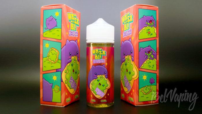 Жидкости WASABI от ButterBro - вкус Toast&AppleJam