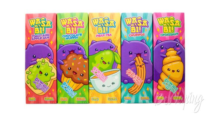 Жидкости WASABI от ButterBro
