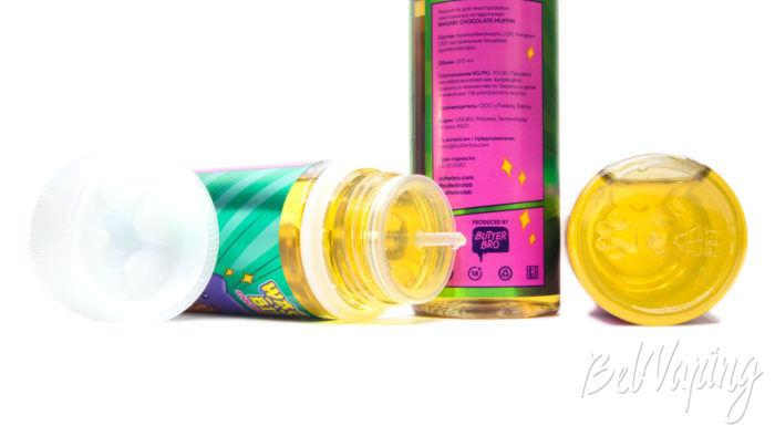 Жидкости WASABI от ButterBro - флакон