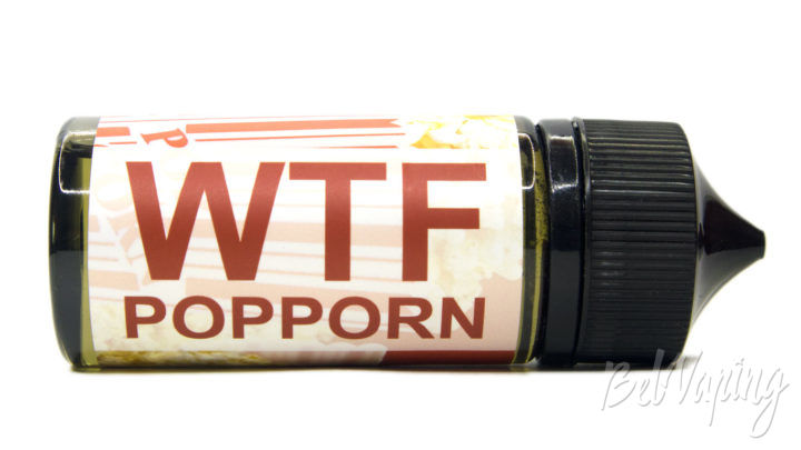 Обзор жидкости WTF от ChelLab