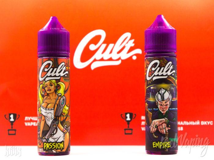 Жидкость Cult от Taboo