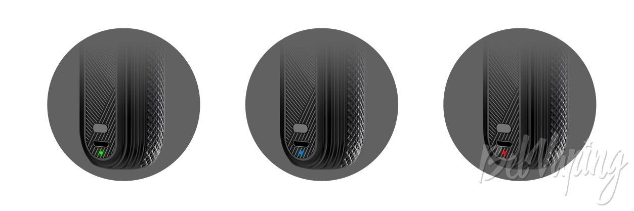 Индикатор заряда Aspire Reax Mini Mod