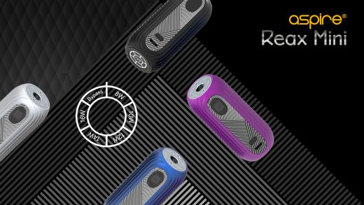 Aspire Reax Mini Mod. Первый взгляд