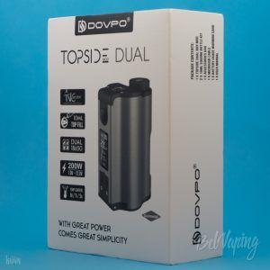 Упаковка Dovpo Topside Dual Squonk Mod