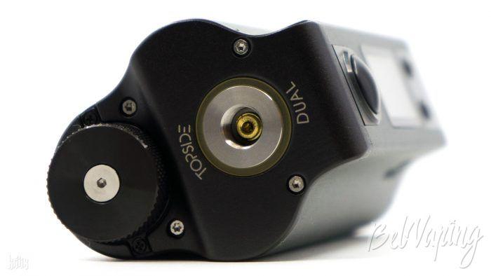Коннектор Dovpo Topside Dual Squonk Mod