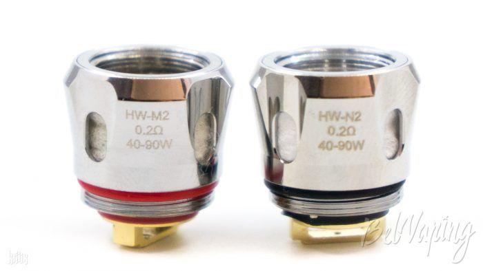 Испарители HW-N2 и HW-M2 для ELLO POP