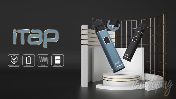 Eleaf iTap Pod. Первый взгляд