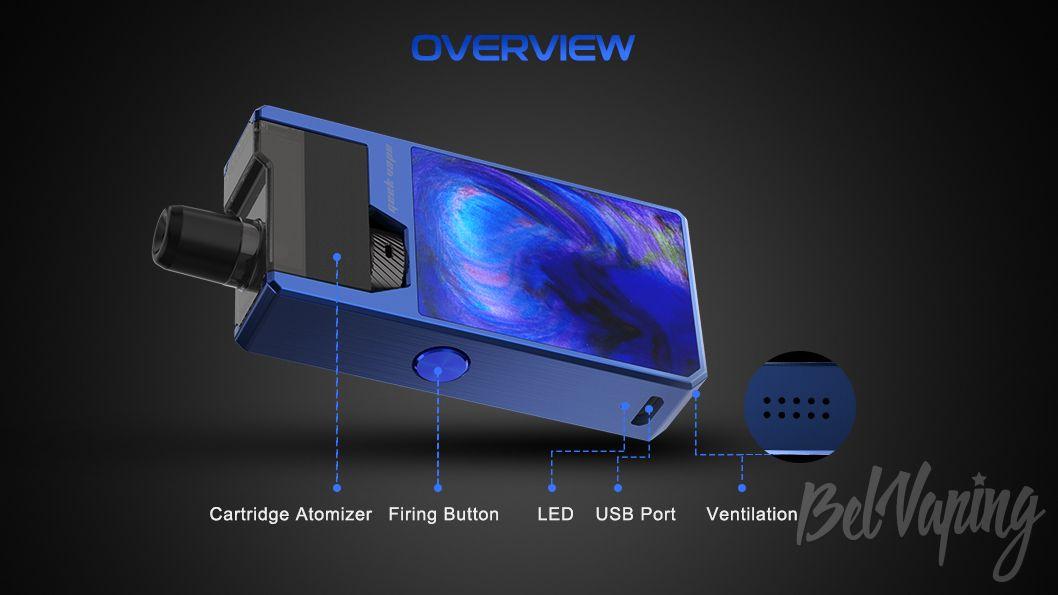 Конструктив Geekvape Frenzy Pod