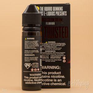 Упаковка и этикетка жидкости Mango Twist E-Liquid