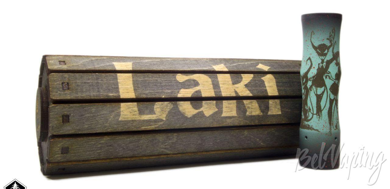 Обзор механического мода LAKI v2 от Vulcan mods