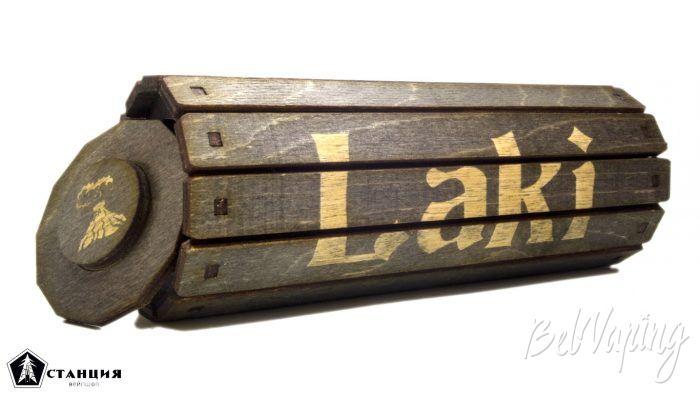 Механический мод LAKI v2 от Vulcan mods - упаковка