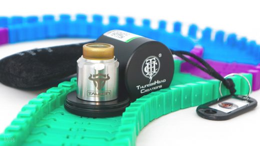 Обзор Tauren RDA от ThunderHead Creations