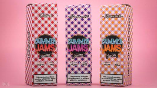 Обзор жидкости Summer Jams от Just Jam